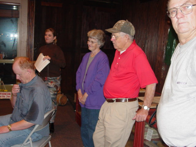 Flora Historical Society Members
